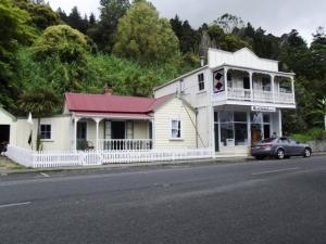 Typical Kohukohu Housing