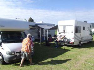 Camping @ Bland Bay