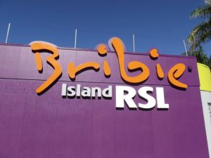 Lovely RSL to visit on Bribie Island