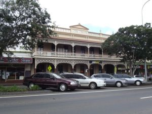 Backpackers Hotel Childers