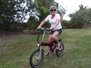 me @ the bike