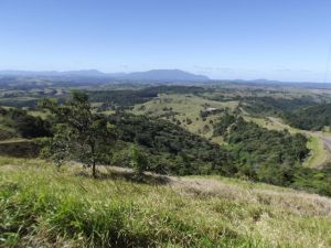 Atherton Tablelands from the Millaa Millaa Lookout