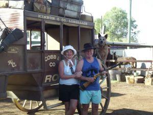 R & D on Coachride