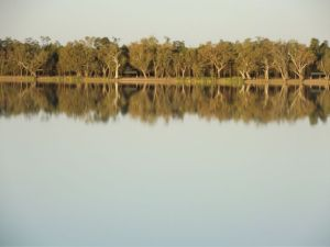 Yarrie Lake @ Sunset