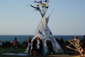 Tipee @ Surf festiva