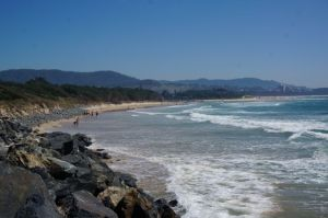 Beach @ Coffs Harbour
