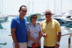 Harry, Jane, Rod