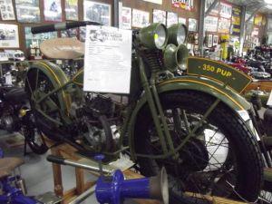 Museum - Harley