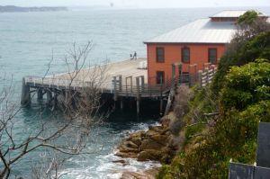 Historical Tathra Wharf