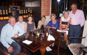 The Melbourne Dinner