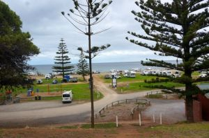 Campground @ Rapid Bay