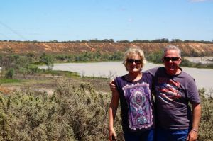 Rod and Dearne @ The Wetlands