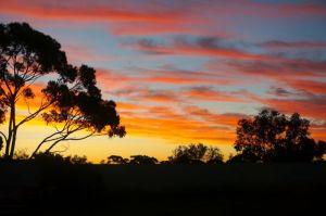 Sunset at Bowen