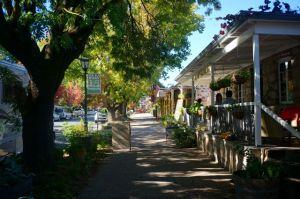 Main Street in Hahndorf