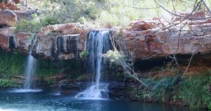 Fern Pool at Karijini NationalPark