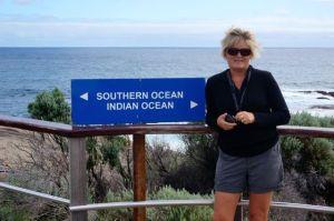 A wind blowen navigator at Cape Leeuwin