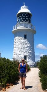 Dearne at Cape Naturaliste Lighthouse