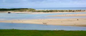Scamander Beach along Tasmania's stunning east coast